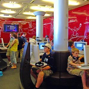 Интернет-кафе Альметьевска