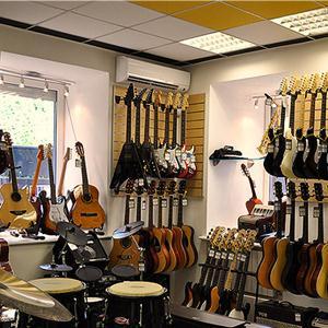 Музыкальные магазины Альметьевска