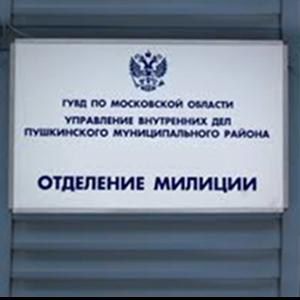 Отделения полиции Альметьевска