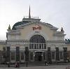 Железнодорожные вокзалы в Альметьевске