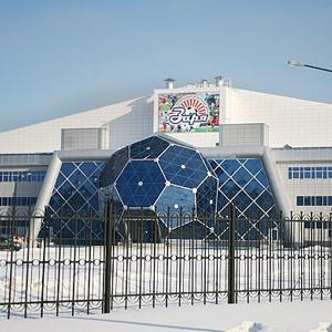 Спортивные комплексы Альметьевска