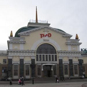 Железнодорожные вокзалы Альметьевска